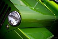 Retro- Auto Lizenzfreies Stockbild