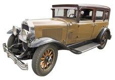 Retro auto. Royalty-vrije Stock Afbeelding