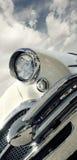 Retro- Auto - amerikanische Klassiker Stockfoto