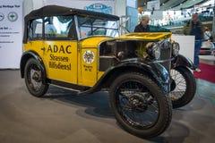 Retro auto BMW 3/15 PS DA2 (dixi) door ADAC (Algemene Duitse Automobiele Club), 1929 Stock Afbeeldingen