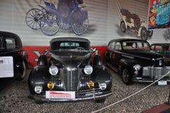 Retro auto cadillac Royalty-vrije Stock Afbeeldingen