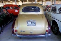 Retro- Auto, Morris Stockbild