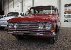 Retro- Auto Moskvich Stockfotografie
