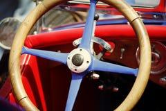Retro- Auto Opel Olympia der schönen Weinlese 1943-jährig Lizenzfreie Stockfotografie