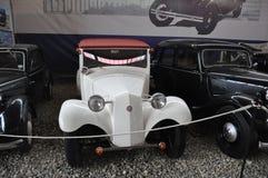 Retro auto Tatra twaalf Stock Foto's