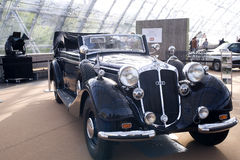 Retro auto van Audi Stock Afbeeldingen
