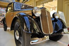 Retro auto van Audi. Royalty-vrije Stock Foto