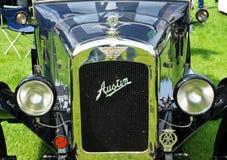 Retro auto van Austin Stock Foto