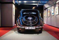 Retro Auto van BMW Royalty-vrije Stock Foto's