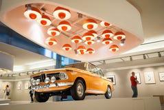 Retro Auto van BMW Royalty-vrije Stock Afbeeldingen