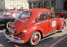 Retro auto Volkswagen Stock Fotografie