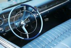Retro auto, wijnoogst Royalty-vrije Stock Foto