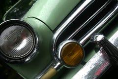 Retro auto, wijnoogst Stock Afbeelding