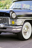Retro autodetail Stock Foto