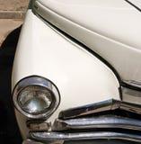 Retro autokoplamp royalty-vrije stock afbeeldingen