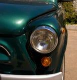 Retro autokoplamp royalty-vrije stock fotografie