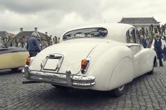 Retro- Automobil Stockfotografie