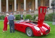 Retro automobile. Fotografie Stock Libere da Diritti