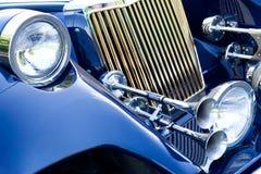 Retro automobile Fotografia Stock