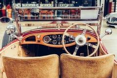 Retro automobile Fotografie Stock Libere da Diritti