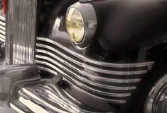 Retro automobile Fotografia Stock Libera da Diritti