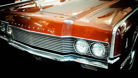 Retro automobile Immagine Stock