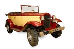 Retro automobile antiquata Immagine Stock