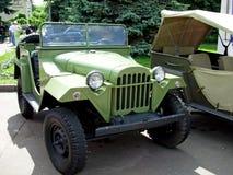Retro automobile unica Fotografia Stock Libera da Diritti