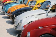 Retro automobili Immagini Stock Libere da Diritti