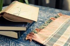 Retro- Bücher Stockfotos