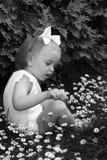 Retro baby Stock Foto's