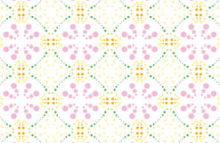 Retro background. Repeated pattern - background - additional ai and eps format available on request Stock Images