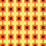 Retro Background. Vector illustration of a retro style wallpaper Stock Photography
