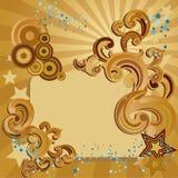 Retro background Royalty Free Stock Images