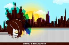 Retro background Stock Photos