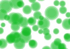 Retro Background. Detail of mild green retro background Stock Photography