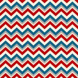 Retro background american patriotic colors Royalty Free Stock Photos
