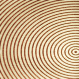 Retro background with circle lines Stock Images