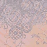 Retro background design vector Royalty Free Stock Photos