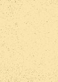 Retro background with the effect of old paper with halftones Royalty Free Stock Image