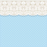 Retro background with lace border Royalty Free Stock Photo