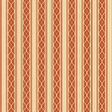Retro background made with vertical stripes, Vintage hipster seamless pattern.  Royalty Free Stock Photography