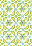 Retro background pattern Stock Photography