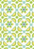 Retro background pattern Stock Photography