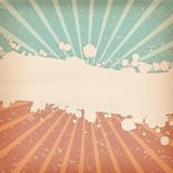 Retro  background Royalty Free Stock Images