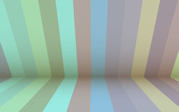 Retro background with stripes Royalty Free Stock Image