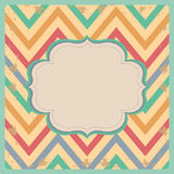 Retro Background. Retro theme background, can used as card Royalty Free Stock Photography