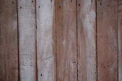 Retro background. Vintage wooden texture. Aged wood. Royalty Free Stock Photography