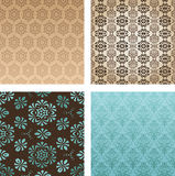 Retro backgrounds Royalty Free Stock Photography