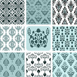 Retro backgrounds Royalty Free Stock Images